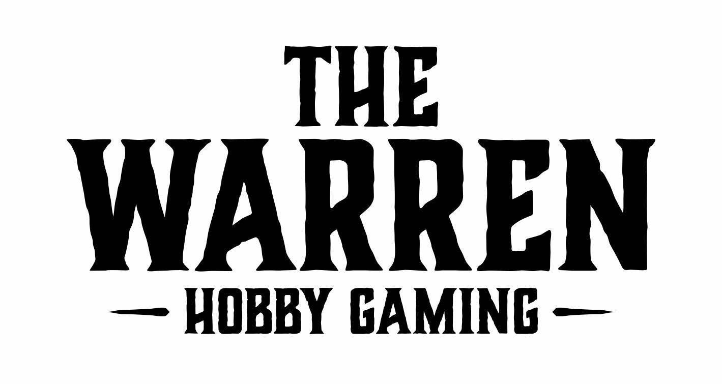 The Warren - Hobby Gaming, Somerset West
